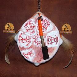 шаманский бубен оберег