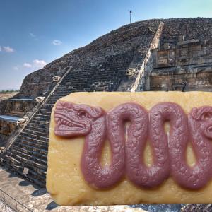 Мыло с бергамотом Ацтекский Змей