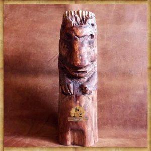 Идол шаман-медведь