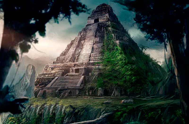 пирамида ольмеков
