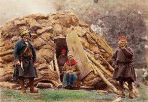 Саамы лопари лапландцы