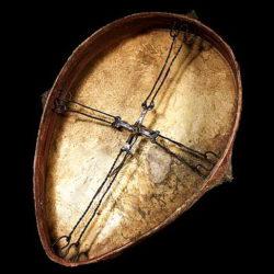 бубен эвенкийского шамана