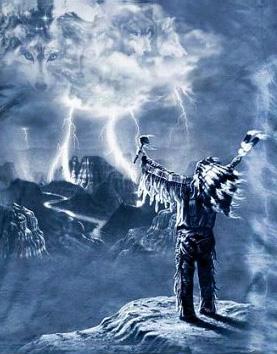 шаман индейцы сновидение