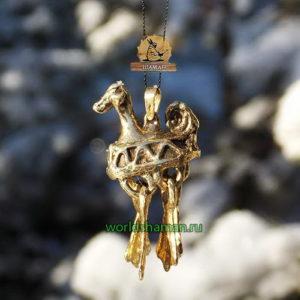 финно угорские украшения утка