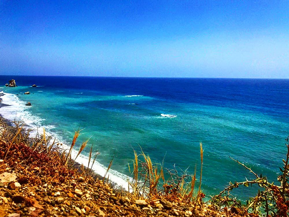 Кипр места силы