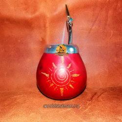 калабас индейский матэ кондор солнце