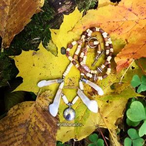 ожерелье дух тура