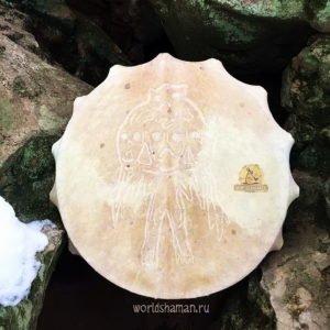 шаманский бубен идол купить