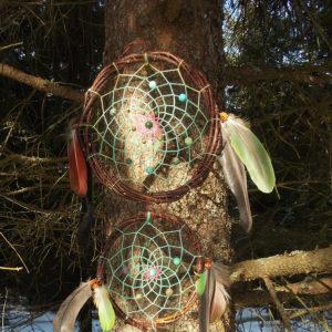 ловец снов лесной
