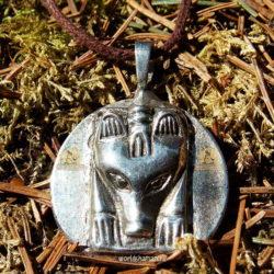шаманское зеркало купить ош серебро 925
