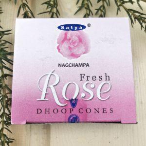 Благовоние Fresh Rose Satya
