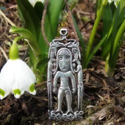 богиня огня пермский стиль